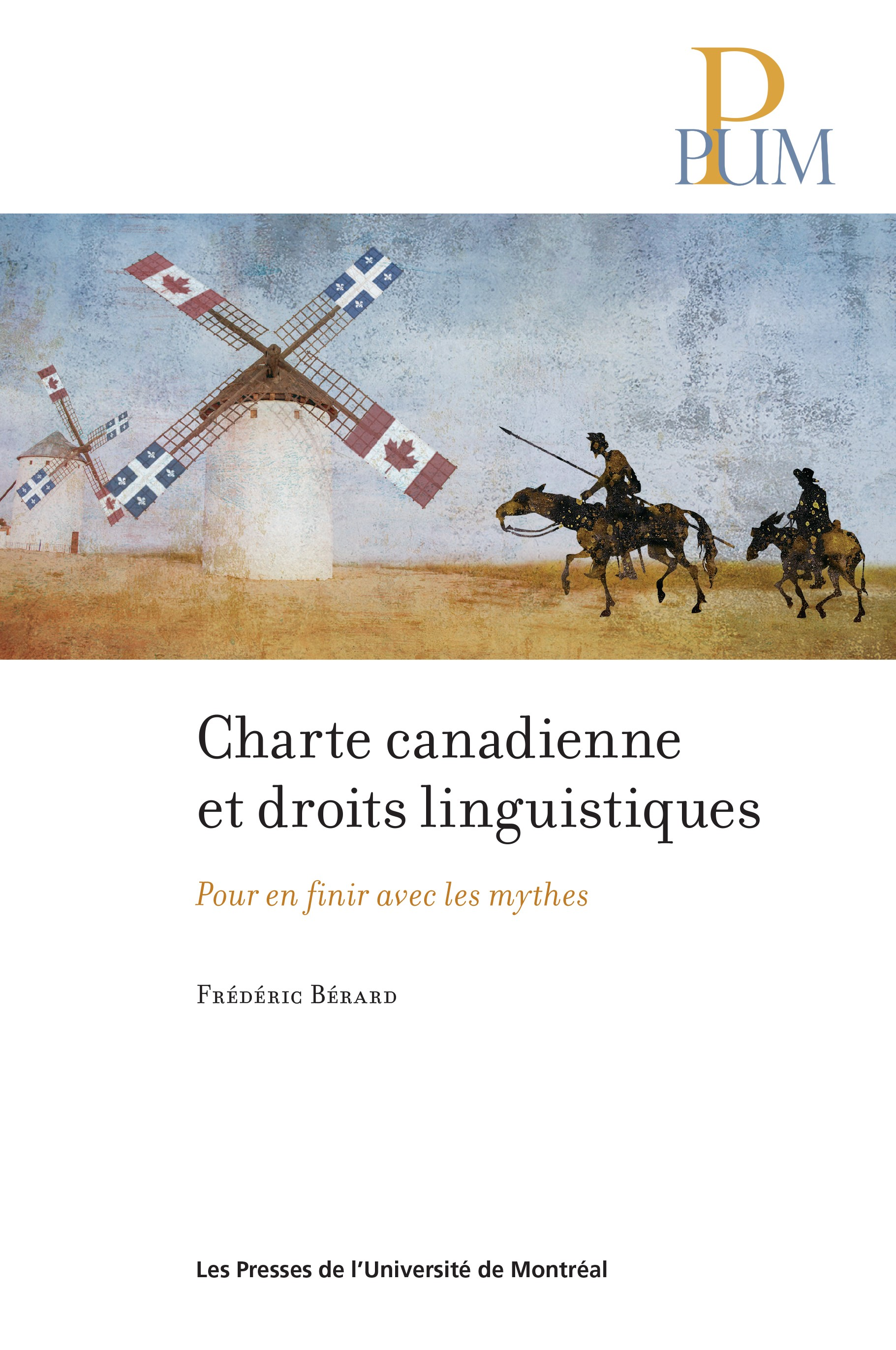 Charte Canadienne book cover
