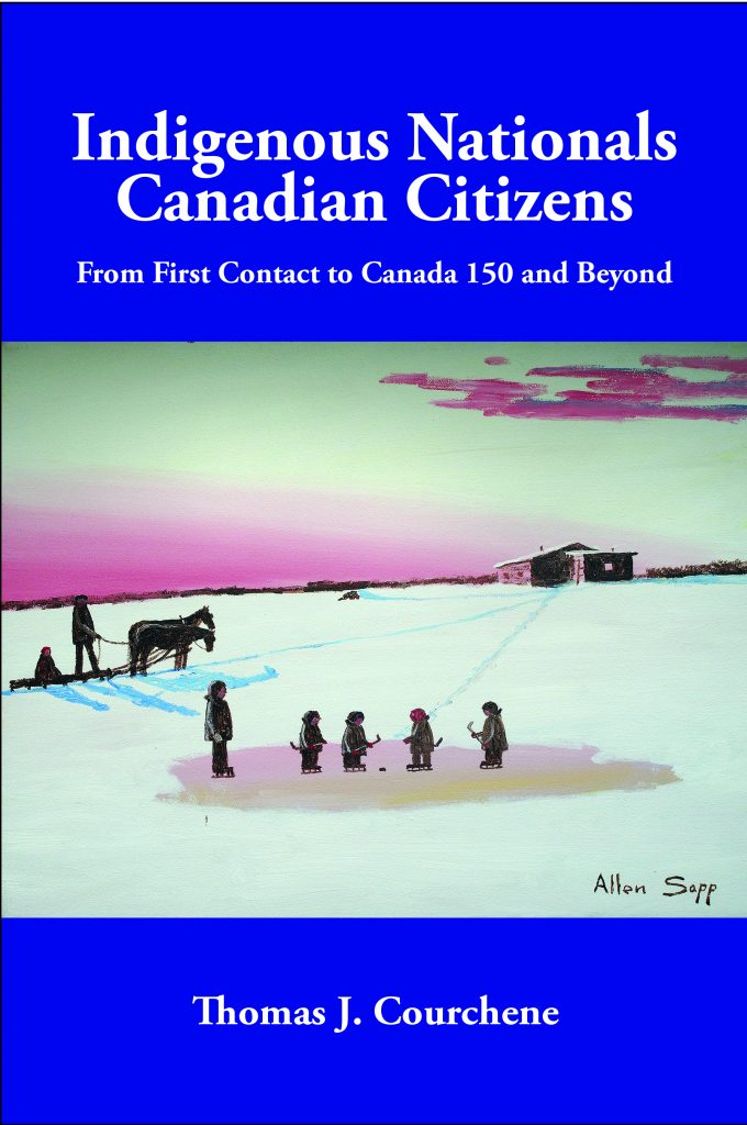 INDIGENOUS NATIONALS, CANADIAN CITIZENS