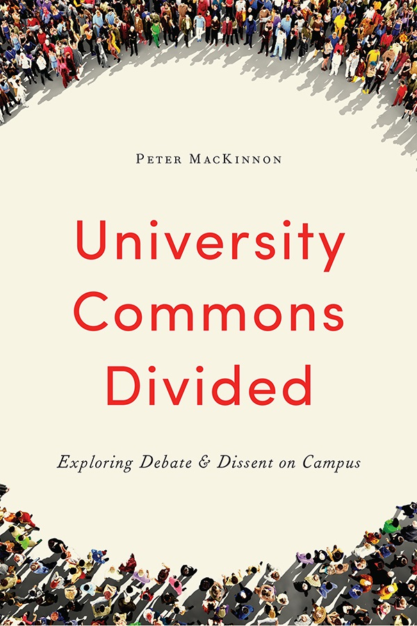 UNIVERSITY COMMONS DIVIDED